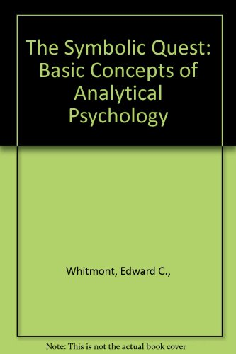 9780399107856: The Symbolic Quest: Basic Concepts of Analytical Psychology