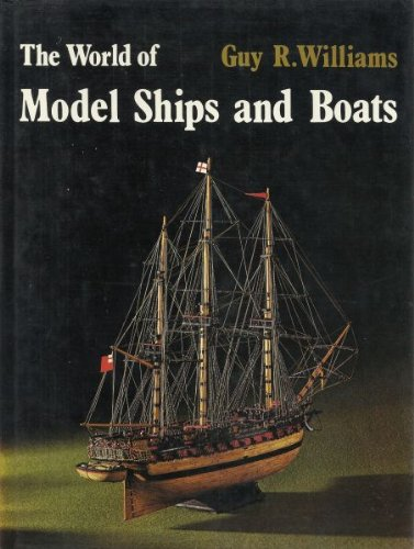 9780399108808: The World of Model Ships and Boats