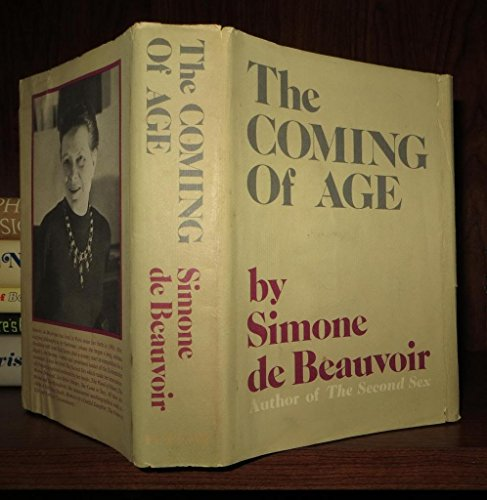 9780399109119: The coming of age / Simone de Beauvoir ; translated by Patrick O'Brian