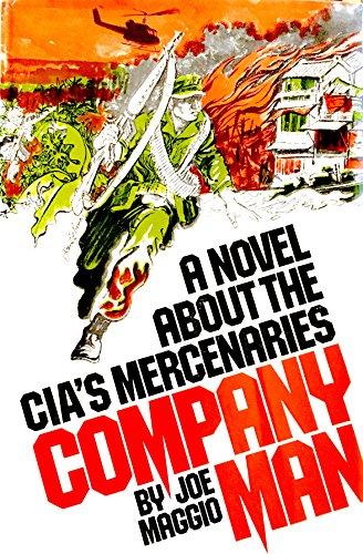 Company man;: A novel: Maggio, Joe