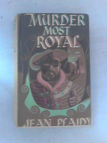 9780399109348: Murder Most Royal
