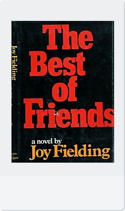 9780399109799: The best of friends;: A novel