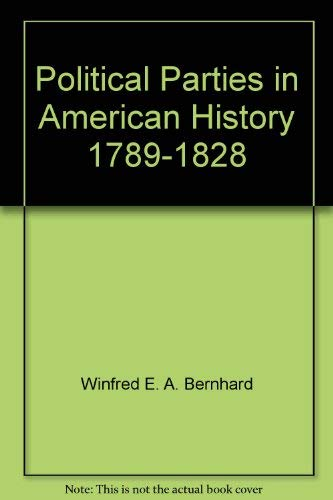 9780399109911: Political Parties in American History (3 Volumes)