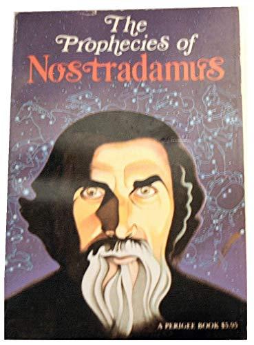 9780399109959: The prophecies Of Nostradamus
