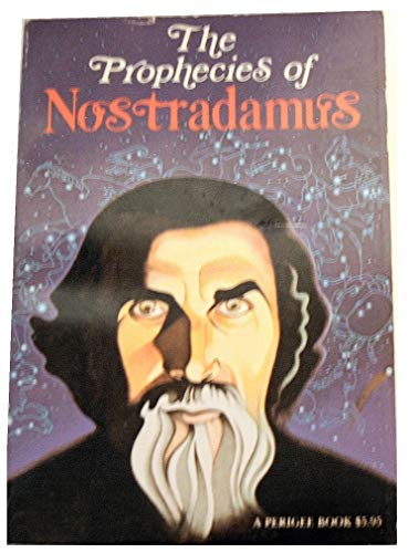 9780399109959: The prophecies of Nostradamus.