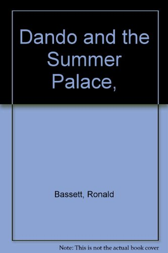 9780399109966: Dando and the Summer Palace,