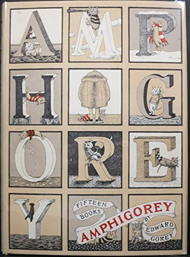 Amphigorey: Edward Gorey