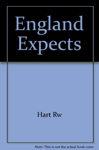 England Expects: Roger Hart