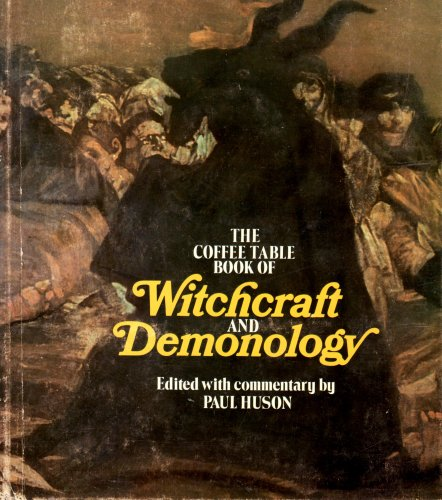 9780399110863: The coffee table book of witchcraft and demonology