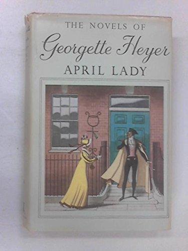 9780399111365: April Lady