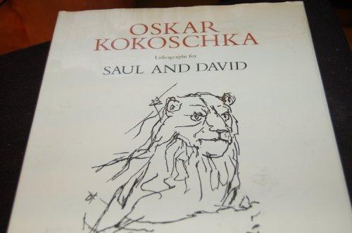 Saul and David, with 41 Lithographs by Oskar Kokoschka: Kokoschka, Oskar