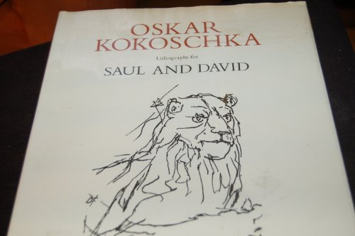 SAUL AND DAVID. With 41 lithographs.: KOKOSCHKA, Oskar.