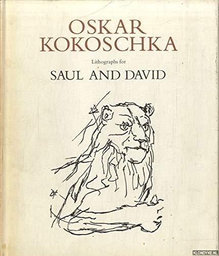 Lithographs for Saul and David: Kokoschka, Oskar
