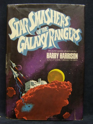 Star Smashers of the Galaxy Rangers: Harrison, Harry