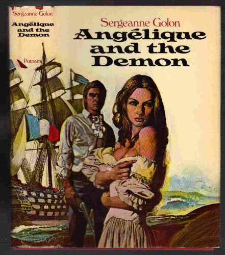 9780399111938: Angelique and the Demon (Book 8)