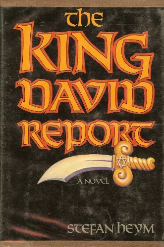9780399111976: The King David Report; A Novel.