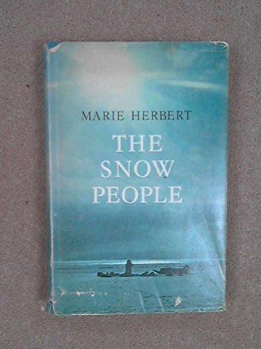 9780399112140: Snow People