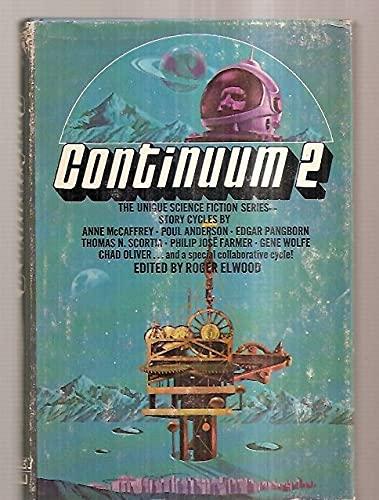Continuum 2: Anne McCaffrey, Poul