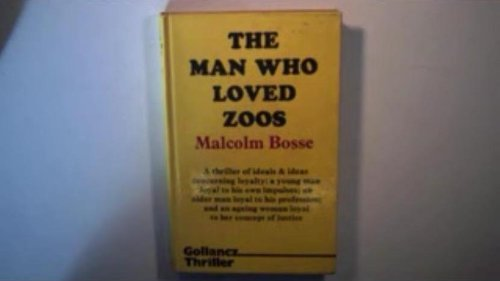 9780399113536: The man who loved zoos (Red mask mystery)