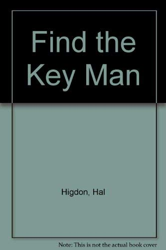 Find the Key Man (0399113878) by Hal Higdon