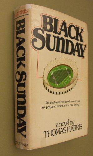 BLACK SUNDAY.: Harris, Thomas.