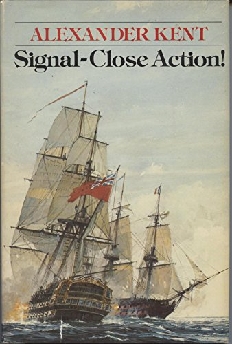9780399114489: Signal Close-Action