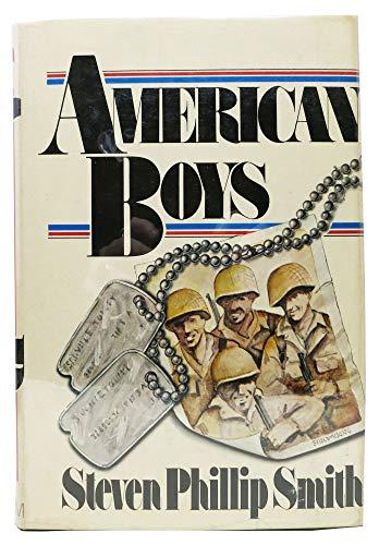 9780399114625: American Boys