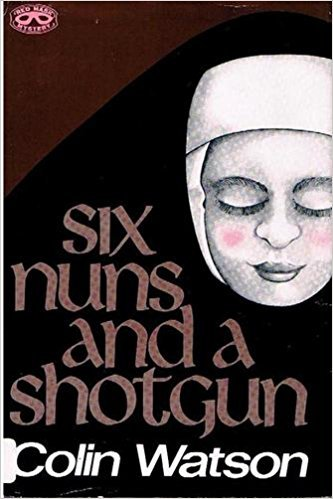 9780399114649: Six nuns and a shotgun (Red mask mystery)