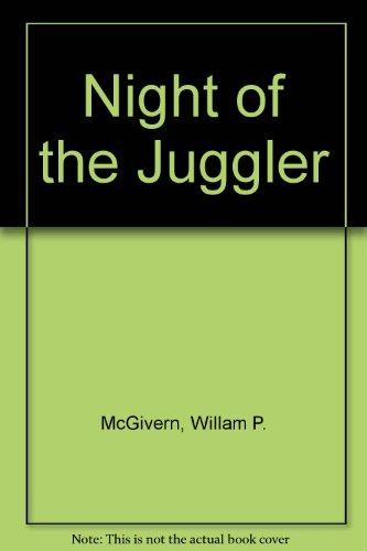 9780399114984: Night of the Juggler: A Novel