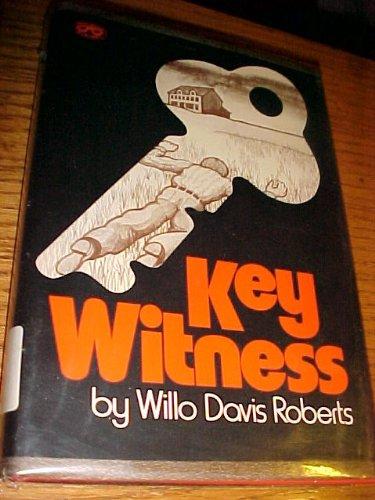 Key witness (Red mask mystery): Roberts, Willo Davis