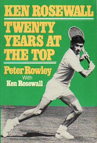 9780399115608: Ken Rosewall: Twenty Years at the Top