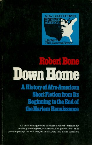 Down Home : A History of Afro-American: Robert Bone