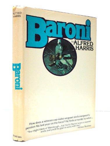 Baroni: A novel: Harris, Alfred