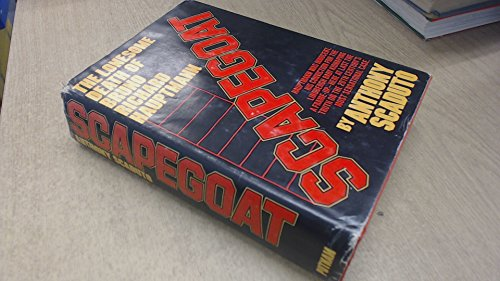 Scapegoat: The Lonesome Death of Bruno Richard Hauptmann: Scaduto, Anthony