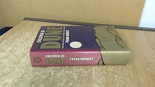 9780399116971: Children of Dune