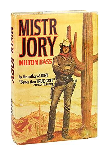 9780399117022: Mistr Jory: A novel