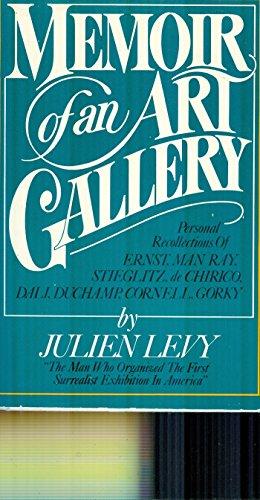 Memoir of an Art Gallery: Levy, Julien