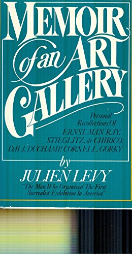 9780399118470: Memoir of an art gallery