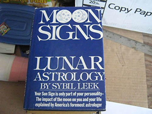 9780399118715: Title: Moon signs