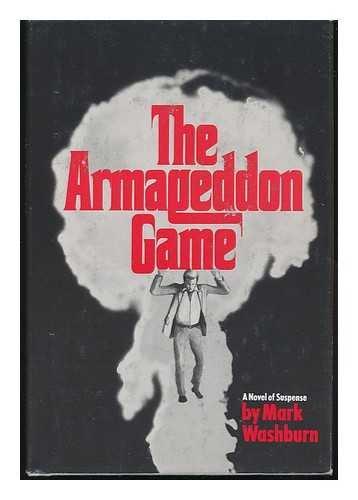 9780399119347: The Armageddon game: A novel of suspense