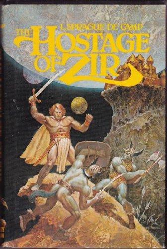 9780399120978: The Hostage of Zir