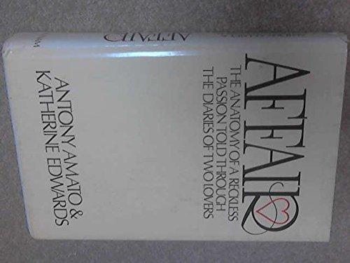 Affair: Amato, Antony;Edwards, Katherine