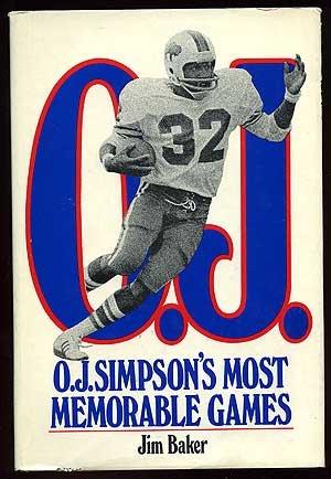 9780399121081: O. J. Simpson's most memorable games