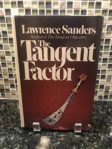 Tangent Factor: Sanders, Lawrence