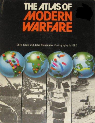 9780399121739: The atlas of modern warfare