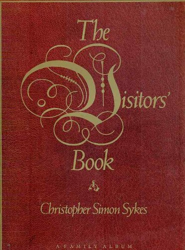 9780399122125: The Visitors' Book: A Family Album