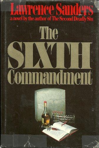 9780399123054: The Sixth Commandment