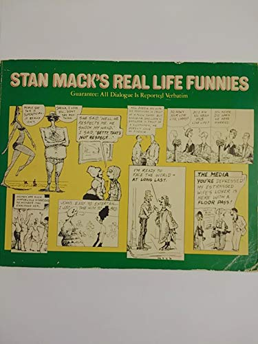 9780399123061: Stan MacK's Real Life Funnies: Guarantee, All Dialogue Is Reported Verbatim