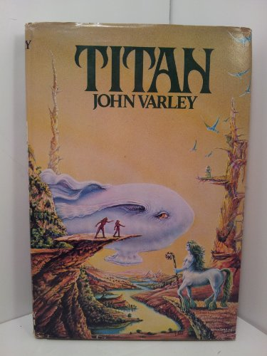 Titan: Varley, John, Illustrated by Freff