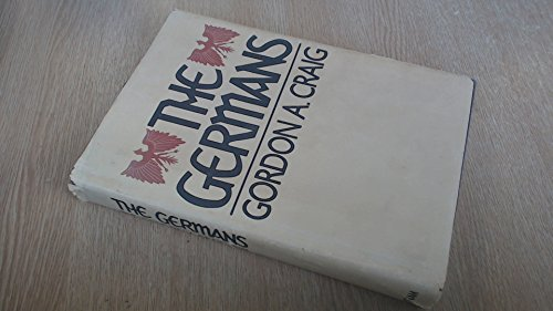 9780399124365: The Germans